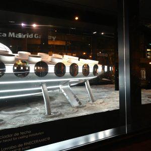 The power of curiosity. Roca Madrid Gallery. Fotografía de Carlos Bandrés.
